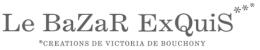 Logo Le Bazar Exquis