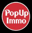 Logo Pop Up Immo